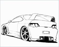 Lamborghini Coloring Pages Free Sports Car Sheets Printable To Print