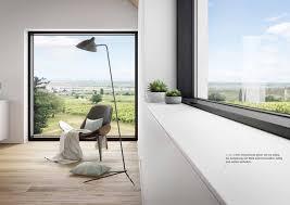 Innenfensterbank Studioline Hochfeste Hdf Platte Fensterbankprofi