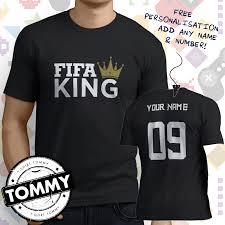 free Fifa Ps4 King Pc Football About Shirt Champ Xbox Gaming Name T-shirt Details edebaaff|San Francisco 49ers All Time Workforce