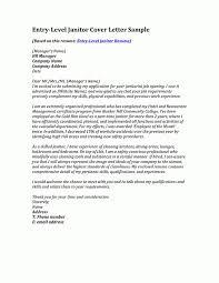 Janitor Cover Letter Sample Custodian Resume For Ideas Final S On