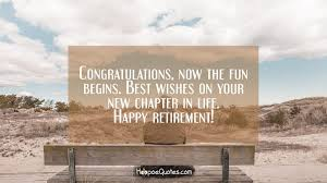 New Chapter In Life Quotes Custom Congratulations Now The Fun Begins Best Wishes On Your New Chapter
