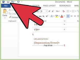 Microsoft Office 2010 Templates 4 Easy Ways To Add Templates In Microsoft Word Wikihow