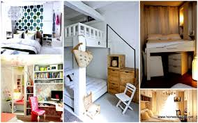 Small Beds For Small Bedrooms 30 Small Bedroom Interior Designs Created To Enlargen Your Space