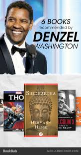 6 Books Recommended by Denzel Washington   Books, Reading lists ...