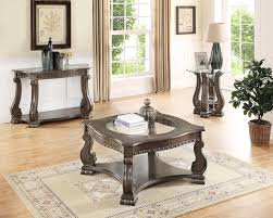 madison grey coffee table by crown mark