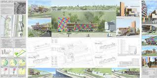 архитектор Антон Савельев Дипломный проект Коворкинг центр в  Дипломный проект Коворкинг центр в Нижнем Новгороде