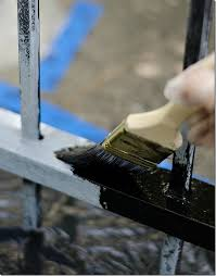 beneficial how to paint wrought iron