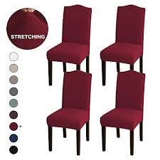 Home, Furniture & DIY <b>Stretch</b> Dining Room <b>Chair Cover</b> Hotel ...