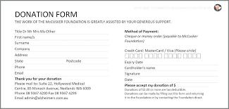 Pledge Card Template For Church Cards Templates Sample 5