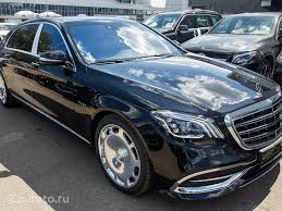Купить новый Mercedes-Benz Maybach S-klasse I (X222 ...