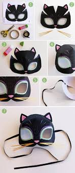 Mask Templates For Adults Inspiration Cat Animal Mask Templates To Print DIY Craft Pinterest Mask