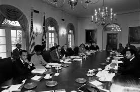 Nixon Administration Cabinet Unbought And Unbossed Shirley Chisholm And The 1972 Presidential