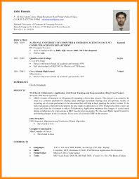 Simple Resume Sample Sample Of Simple Resume format Unique Samples Simple Resumes Keep 13