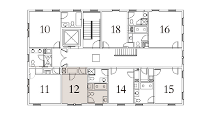 3rd floor  floorplan