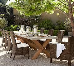 outdoor rectangular dining table. Outdoor Dining Table Top Ideas Rectangular