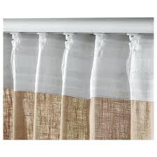 net curtains 1 pair ikea savern shower curtain rod reviews beautiful net curtains for bathrooms