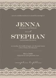 Burlap And Lace Wedding Invitations Burlap Lace Rustic Wedding Invitations Showcase