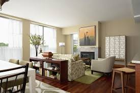 arranging furniture in small spaces. Arranging Furniture In A Living Room Dining Combo For Small Spaces