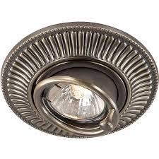 Встраиваемый <b>светильник Novotech</b> 369858 Vintage 369858 ...