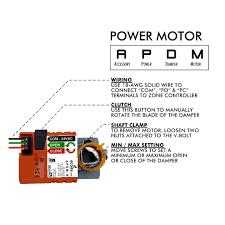 com zone control news info hvac damper power motor smartzone