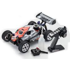 kyosho voiture buggy radiomandé thermique infer