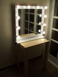 the most plain design wall vanity mirror with lights awesome inspiration about lighted vanity mirror decor bathroom best frameless hollywood tabletops