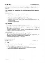 Training Resume Format Resume Template Easy Http Www