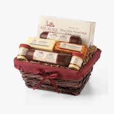 hillshire farms gift basket photo 1
