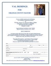 political fundraiser invite political fundraiser flyer political fundraiser invitation