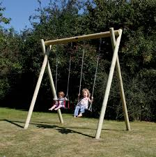 Small Picture wooden garden swing frames activetoyco