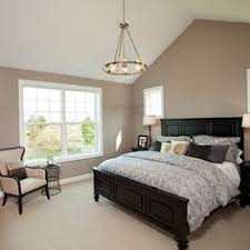 bedroom decor with black furniture. griege walls and black furniture bedroom decor with