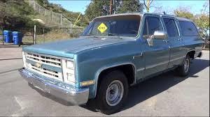 1985 Chevrolet Suburban Youngtimer Custom Deluxe 20 Scottsdale SUV ...