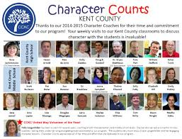 news character counts kent county maryland thanks to our 2014 2015 character coaches