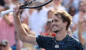 The winner will play stefanos tsitsipas or alexander zverev in sunday's final. Herausforderer Nummer Eins Von Djokovic Zverev Nach Unglaublicher Woche Bereit Fur Us Open