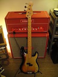fender precision bass 1958 reissue precision bass