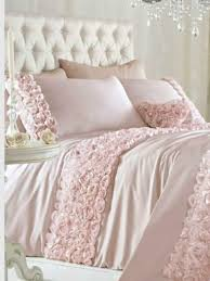 home accessory baby pink romantic girly bedding