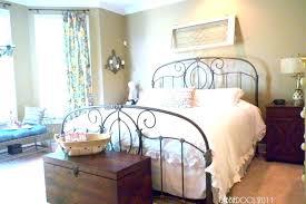 Shabby Chic Bed Frame King Size Frames Uk molarmindpowercom