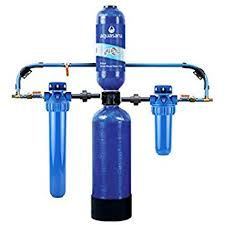 Aquasana Whole House Water Filter System Filters Sediment 97 Of Chlorine Carbon Kdf Home Water Filtration Eq 1000