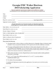 Scholarships | Emc Coweta-Fayette