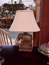 furniture elephant table lamp amazing pewter coloured elephant table lamp with ivory shade the image for ideas and twin ceramic concept