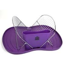 <b>Подставка для сушки тарелок</b> Neptune Stahlberg, цвет фиолетовый