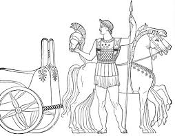 Small Picture Ancient Olympics Chariot Racer and other FREE images of greek