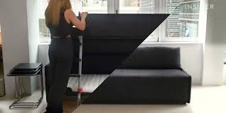 Resource furniture makes a sofa turns into a bunk bed Business