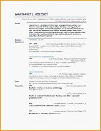 How To Write A Profile Resume Adorable Resume Examples 48d Profile For Resume Examples Resume Example