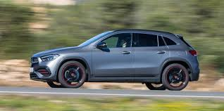 Then browse inventory or schedule a test drive. 2021 Mercedes Benz Gla250 4matic Shows Real Growth