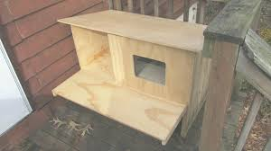 heated kitty house outdoor cat house plans luxury cat house plans outdoor heated cat house plans
