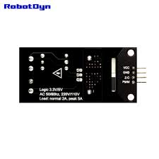 Ac Light Dimmer Module Arduino Robotdyn 1 Channel Arduino Light Dimmer Arduino Dimmer