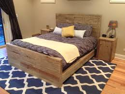 diy pallet bed 5 frame with pallets