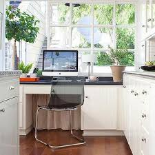 Kitchen Amazing Small Kitchen Desk Ideas Computer Cabinets Office Amazing Kitchen Desk Ideas
