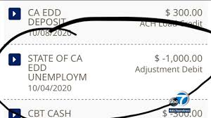 Check spelling or type a new query. California Unemployment Woman Finally Gets Edd Funds Back From Bank Of America After 2 Months Abc7 Los Angeles